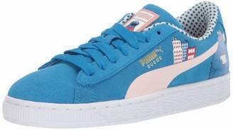 Puma Kids X Sesame Street Suede Sneaker