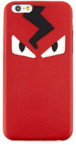 Fendi Monster Eyes iPhone 6 Cover, Red