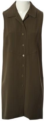 Gucci Khaki Dress for Women Vintage
