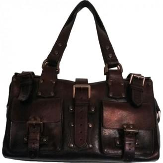Mulberry Roxanne Metallic Leather Handbags