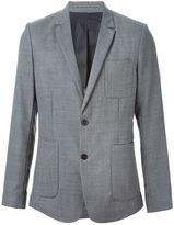 Ami Alexandre Mattiussi pocket blazer - men - Wool - 48