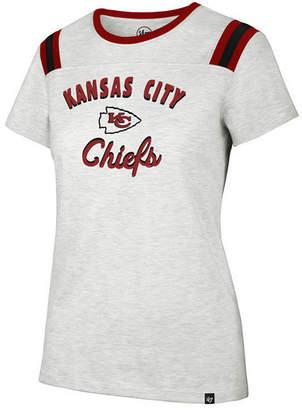 '47 Women Kansas City Chiefs Huddle Up T-Shirt