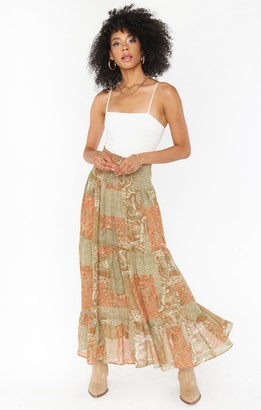 Show Me Your Mumu Sadie Convertible Skirt Dress