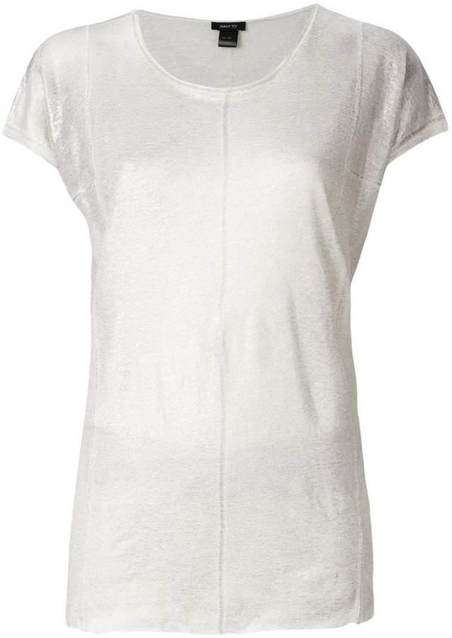 Avant Toi short sleeve top