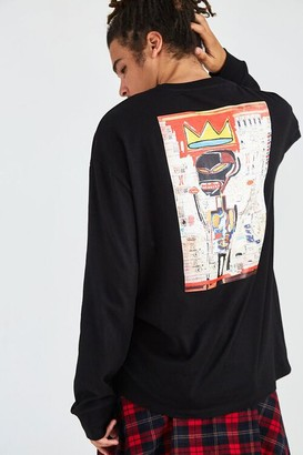 Forever 21 Jean-Michel Basquiat Graphic Tee