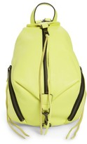 Rebecca Minkoff Medium Julian Backpack - Yellow