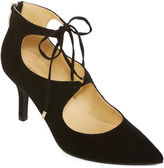 Liz Claiborne Ivy Tie Dress Pumps