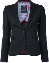 Loveless - fitted blazer - women - Polyester/Polyurethane/Rayon - 34