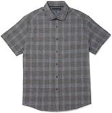 Vince Camuto Plaid Short-sleeve Shirt
