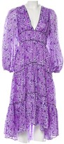Ulla Johnson Purple Cotton Dresses
