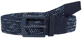 Travis Mathew Always A Classic (Blue Nights) Men's Belts