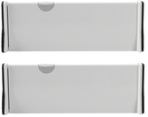 OXO Good Grips Expandable Dresser Drawer Dividers (Set of 2)