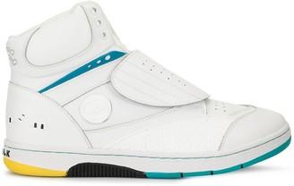 Facetasm High-Top Sneakers