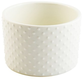 Alex Liddy Bianco Ramekin 10 x 7cm Small Dots