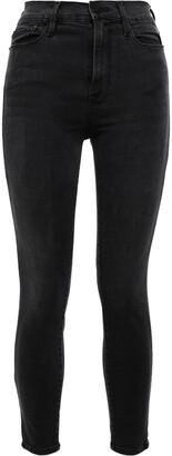 Frame Range High-rise Skinny Jeans