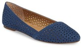 Lucky Brand Women's Archh2 Perforated Flat