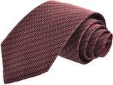 Haggar Men's Pin Dotted Tie