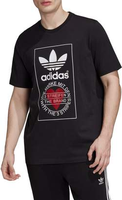 adidas Valentine's Graphic Tee