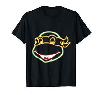Teenage Mutant Ninja Turtles Neon Ninja Face T-Shirt