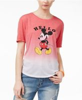 Disney Juniors' Mickey Mouse Ombré T-Shirt