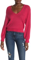 Abound Boucle Knit Pullover Sweater