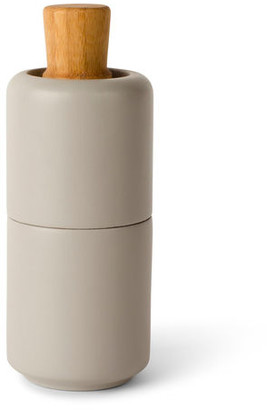 Spring Copenhagen - Jars Salt Grinder In Bamboo Light Grey Colour