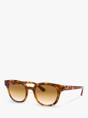 Ray-Ban RB4324 Unisex Square Sunglasses