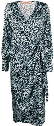 Andamane Carly wrap dress