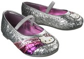 Ballet Toddler Girl's Hello Kitty Silver