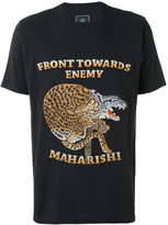 MHI Crouching Tiger T-shirt - men - Cotton - M