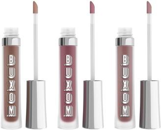 Buxom Plumping Lip Cream Trio