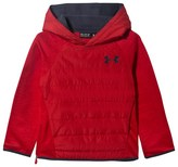 Under Armour Red Swacket Insulated Hoodie
