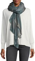 Michael Stars Rugby-Striped Scarf