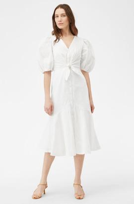 Rebecca Taylor Textured Ikat Dress