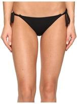 Becca by Rebecca Virtue Color Code Tie Side Bottom Women's Swimwear