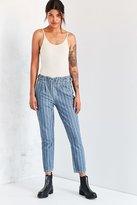 BDG Striped High-Rise Trouser Jean
