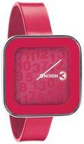 Nixon Women's Rocio A162481 Silicone Quartz Watch