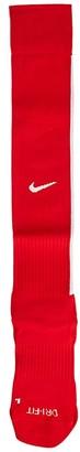 Nike Vapor III Over-the-Calf Team Socks (University Red/White/White) Knee High Socks Shoes