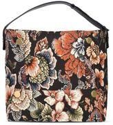Stella McCartney tapestry big bucket bag