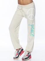 JLO by Jennifer Lopez Peace Love World Peace love World L2L Light Angora Pants As Seen On