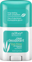 Alba Tea Tree Trial Size Deo Stick by 0.5oz Stick)