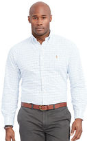 Big & Tall Polo Ralph Lauren Tattersall Oxford Sport Shirt