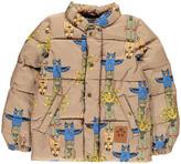 Mini Rodini Multi-Coloured Totem Down Jacket