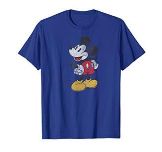 Disney Mickey Mouse Pose T-Shirt