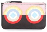 Fendi Women's Monster Eyes Key Pouch - Pink