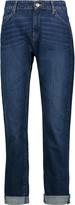 Etoile Isabel Marant Detta mid-rise slim-leg jeans