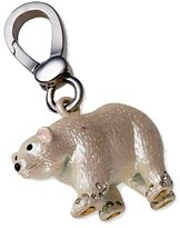 Juicy Couture Polar Bear Charm - Special Silver Collection