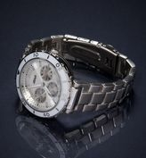 AE Silver Boyfriend Watch