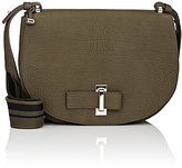 Delvaux Women's Le Mutin Saddle Bag-BEIGE