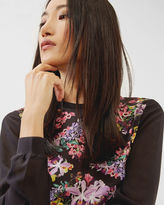 Ted Baker Lost Gardens woven top